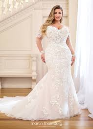 trending martin thornburg for mon cheri bridals styles