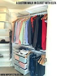 elfa storage system best elfa closet system reviews