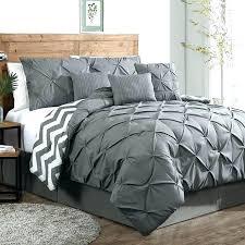 light grey comforter set twin decoration sets king gray ruffle bedding xl comfor