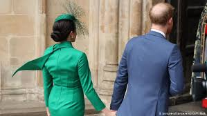 Public figures can help us erase the shame and silence around. Prince Harry Meghan Take On Royal Duties For The Last Time News Dw 09 03 2020