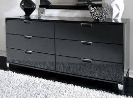 black glass dresser black dressers