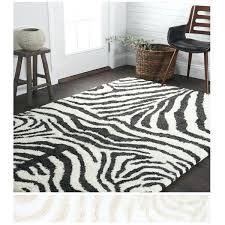 zebra area rugs hand tufted zebra microfiber area rug animal print area rugs 8x10