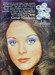 70s makeup ads