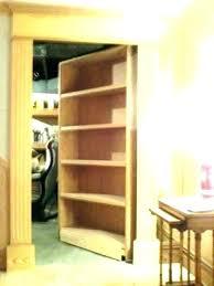 sliding bookcase door sliding bookcase door ladder hardware secret bookshelf home sims 3 supernatural book sliding bookcase door
