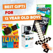 Gifts For 12 Year Old Boys 2017