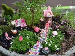 images of fairy gardens. Unique Gardens Fairy Garden With Images Of Fairy Gardens