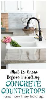 Concrete Sink Diy Best 25 Polished Concrete Countertops Ideas Only On Pinterest