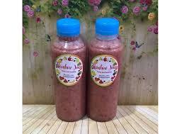 Resep Diet Juice Mint Papaya Persimmon Apple Soursop Blueberry Anti Gagal |  Resep Masak55