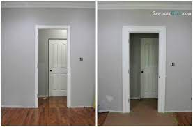 These window trim ideas will help you turn your home's windows into an interior feature even before you start dressing them. Create Awesome Door And Window Trim Molding By Layering Sawdust Girl