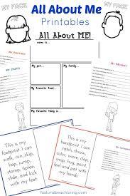 All About Me Worksheet Printable - Super Teacher Worksheets
