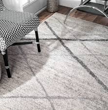 amazing andover mills anzell bluegray area rug reviews wayfair for cream and grey area rug