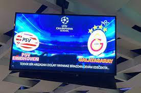 TV8 yayını neden donuyor? Galatasaray PSV maçında büyük kriz