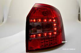 avant lighting. SW-Light LED Taillights Audi A4 B6 Avant 01-04 Red/smoke Lighting
