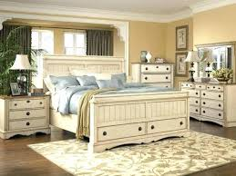 Distressed White Bedroom Furniture Rustic White Bedroom Sets Master ...