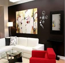 diy living room wall decor home design photo