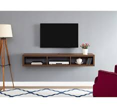 architecture martin home furnishings shallow 60 wall mounted tv stand reviews regarding tv stands prepare 18