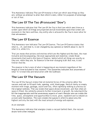 cosmic awareness sr the cosmic laws of cosmic awareness updated  the law of honesty 5