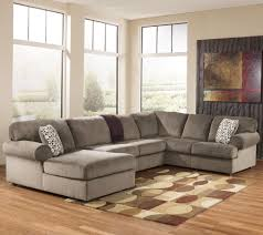 ashley furniture sectional couches. Chair \u0026 Sofa: Sectional Sofas At Ashley Furniture | Intended For Couches E