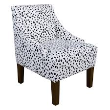grey and white accent chair tags riveting black outdoor pads ikea high argos cushions rocking full