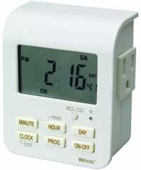 woods timers and manuals woods 50009 timer