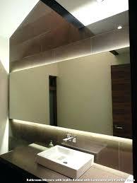 bathroom mirror led lights uk – luannoe