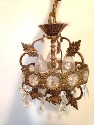 crystal chandelier new antique brass made in spain