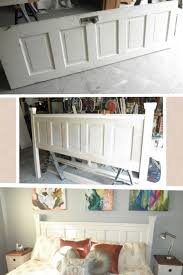 how to make a king size headboard amazing headboards for beds ideas pallet diy bed home inside 19
