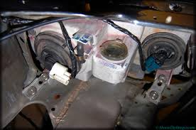 how to diy wire tucking engine bay side harnesses for '94 '01 3rd b series wire tuck harness at Wire Tuck Harness