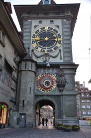 baugh s blog photo essay albert einstein s annus mirabilis 1905 zytglogge clock at the western end of kramgasse the street in the old city where einstein lived