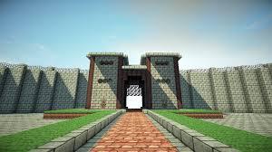 minecraft gate. Arrow Right Minecraft Gate