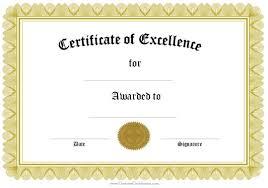 Certificate Template Google Docs Certificates Templates Free