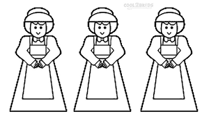 Small Picture Printable Pilgrims Coloring Pages For Kids Cool2bKids