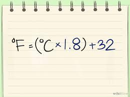conversion equation for fahrenheit to celsius jennarocca