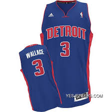 Nba Swingman Size Chart Ben Wallace Swingman In Royal Blue Adidas Nba Detroit