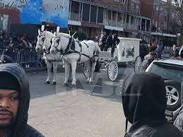At the conclusion of today's procession, he's set to be laid to rest at a brooklyn cemetery. Pop Smoke Funeral Procession Hits Brooklyn Flooded With Fans