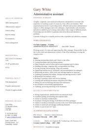 Administrative Resume Template Amazing 44 Amazing Admin Resume Examples LiveCareer Resume Templates