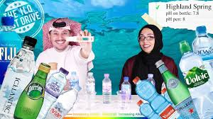 How Acidic Are Bottled Water Brands In Qatar