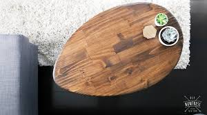 diy retro coffee table diy huntress