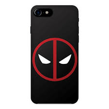 DEADPOOL LOGO CASE - LookHatke