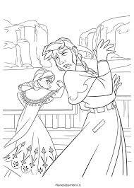 72 Disegni Da Colorare Di Frozen Il Regno Di Ghiaccio