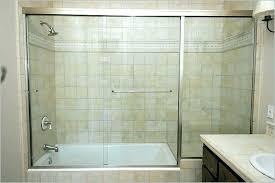 shower bottom sliding shower door bottom track shower doors without bottom track a unique sliding shower