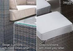 Superior Replacement Cushions For Rattan Sofa Blog Replacement