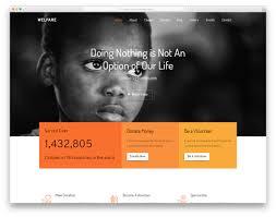 20 Free Charity Non Profit Website Templates 2019 Colorlib