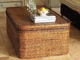 rattan coffee table round resin wicker side table brown rattan coffee table lovely wicker cocktail table rattan coffee table