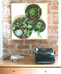 diy wall planters vertical garden diy wall hanging plant holder