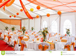 Wedding Tables Stock Images Image 26625074