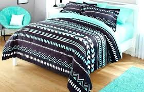 single bedroom medium size chevron grey white magical thinking bedding duvet cover set queen bedspread