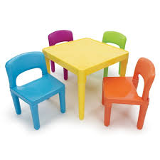 Plastic Table Chair Set Groovgames And Ideas Choose The Best Toddler Table And Chair Sets
