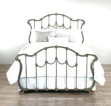 Old Metal Bed Frame Vintage Iron Bed Metal Bed Frame Iron Bed Online ...