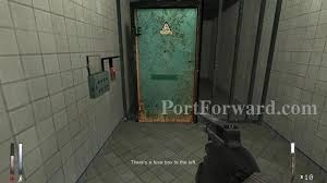 cry of fear walkthrough chapter 4 drowned in sorrow for some reason we need to a fuse to operate this door